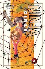 Ninja Girls, Volume 3 (Ninja Girls, nr. 3)