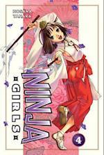 Ninja Girls (Ninja Girls)