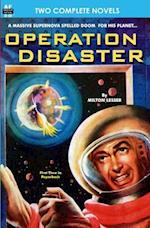 Operation Disaster & Land of the Damned af Berkeley Livingston, Milton Lesser