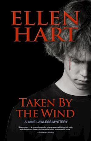 Bog, paperback Taken by the Wind af Ellen Hart