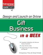 Design and Launch an Online Gift Business in a Week af Cheryl Kimball