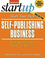 Start Your Own Self Publishing Business af Cheryl Kimball