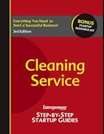 Cleaning Business af Entrepreneur Magazine