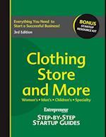 Clothing Store and More af Entrepreneur Magazine