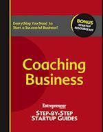 Coaching Business af Entrepreneur Magazine