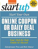 Start Your Own Online Coupon or Daily Deal Business af Rich Mintzer