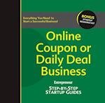 Online Coupon or Daily Deal Business af Rich Mintzer