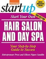 Start Your Own Hair Salon and Day Spa