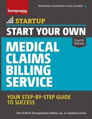 Start Your Own Medical Claims Billing Service af Charlene Davis