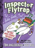 Inspector Flytrap in the Goat Who Chewed Too Much (Book #3) (Inspector Flytrap)