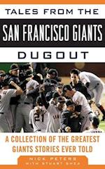 Tales from the San Francisco Giants Dugout af Nick Peters, Stuart Shea