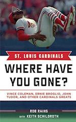 St. Louis Cardinals (Where Have You Gone?)