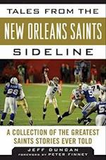 Tales from the New Orleans Saints Sideline (Tales from the Team)