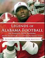 Legends of Alabama Football af Richard Scott