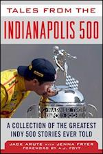 Tales from the Indianapolis 500 af Jack Arute