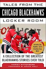 Tales from the Chicago Blackhawks Locker Room af Harvey Wittenberg