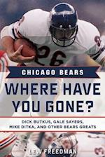 Chicago Bears, Where Have You Gone?
