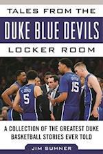 Tales from the Duke Blue Devils Locker Room af Jim Sumner