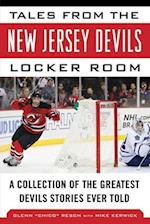 Tales from the New Jersey Devils Locker Room (Tales from the Team)
