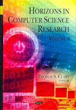 Horizons in Computer Science Research (Horizons in Computer Science Research, nr. 4)