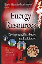 Energy Resources (Energy Science, Engineering and Technology)