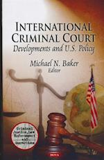 International Criminal Court: (Criminal Justice, Law Enforcement and Corrections)