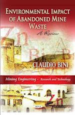 Environmental Impact of Abandoned Mine Waste