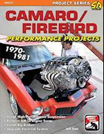 Camaro & Firebird Performance Projects af Jeff Tann