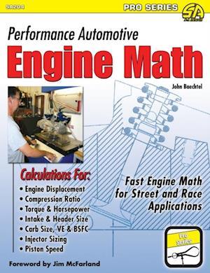 Performance Automotive Engine Math