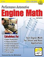 Performance Automotive Engine Math