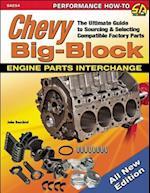 Chevy Big-Block Engine Parts Interchange