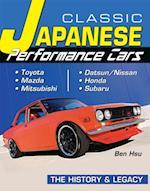Classic Japanese Performance Cars