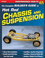 The Complete Builder's Guide to Hot Rod Chassis & Suspension af Jeff Tann