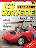 Corvette C3 Performance Projects: 1968-1982 af Chris Petris