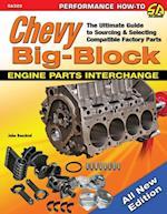 Chevy Big-Block Engine Parts Interchange af John Baechtel