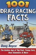 1001 Drag Racing Facts af Doug Boyce