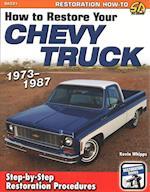 Chevy/Gmc Truck Restoration 1973-1987