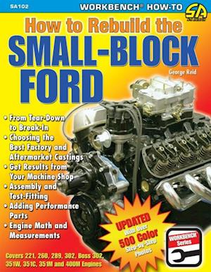 How to Rebuild the Small-Block Ford af George Reid