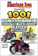 American Iron's 1001 Harley-Davidson Facts