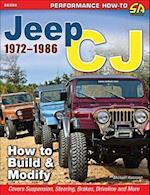 Jeep CJ 1972-1986 (Performance How-to)