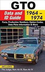 Gto Data and Id Guide 1964-1972