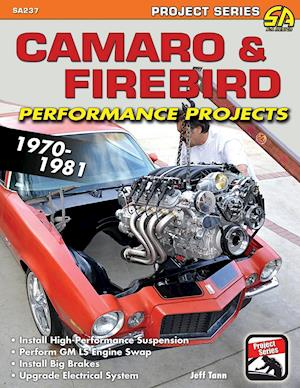 Bog, paperback Camaro & Firebird Performance Projects af Jeff Tann