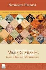 Mikra & Meaning