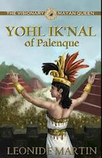 The Visionary Mayan Queen (Mists of Palenque, nr. 1)