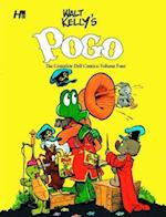 Walt Kelly's Pogo the Complete Dell Comics 4 (Walt Kellys Pogo the Complete Dell Comics)
