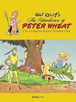 The Adventures of Peter Wheat 1 (Walt Kellys Peter Wheat)