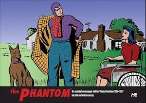 The Phantom the Complete Newspaper Dailies by Lee Falk and Wilson McCoy