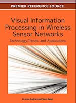 Visual Information Processing in Wireless Sensor Networks