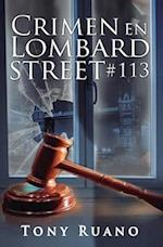 Crimen En Lombard Street #113 af Tony Ruano