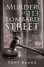 Murder at 113 Lombard Street af Tony Ruano